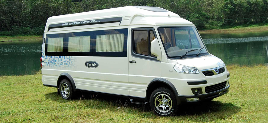 Mini Van Hire Delhi