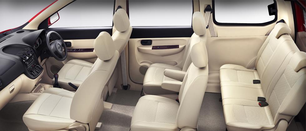 Van Rent For 7 Person| Chevrolet Enjoy Hire Delhi | Budget Van ...