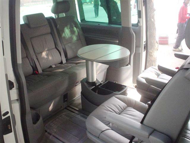 Volkswagen Multi Van Rent For 7 Person Luxury Van Booking Delhi Volkswagen Van Hire India