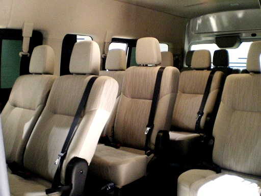 8 Seater Nissan Van Nissan Urvan Hire Delhi Nissan Van