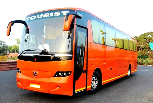 Mercedes Benz Coach