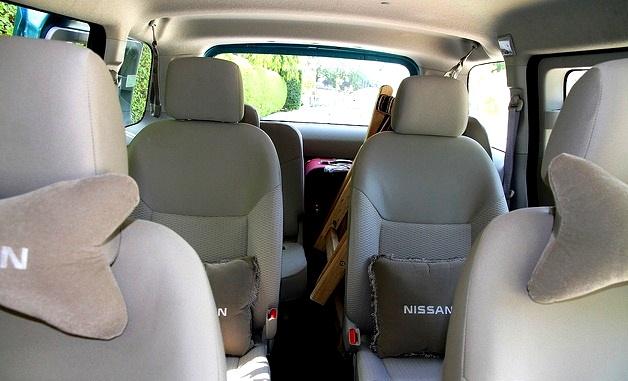 Van Hire For 6 Person| Nissan Evalia Rent in Delhi | Budget Van ...