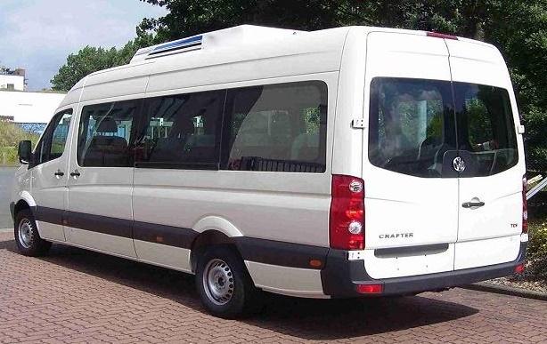 15 seater volkswagen van hire delhi volkswagen crafter minivan for rent. Black Bedroom Furniture Sets. Home Design Ideas
