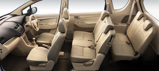 Van Rent For 6 Passenger | Maruti Ertiga Hire Delhi | Budget Van ...